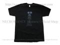 【ネクロマンス NECROMANCE】 ネクロマンスロゴ Tシャツ Necromance Logo T-Shirt 骸骨