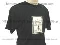 【ネクロマンス NECROMANCE】スカルキャンドルスタンド Tシャツ Skull Candle Stands T-Shirt 骸骨 蝋燭