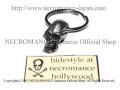 �ڥͥ���ޥ� NECROMANCE�� �����륭����� Skull Keyring ���� Ƭ����