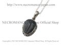 【ネクロマンス NECROMANCE】 シルバーラージトリロバイトネックレス Silver Large Trilobite Necklace 三葉虫 化石
