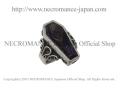 【ネクロマンス NECROMANCE】 棺桶ゴーストリング Coffin Ghost Ring 幽霊 骸骨