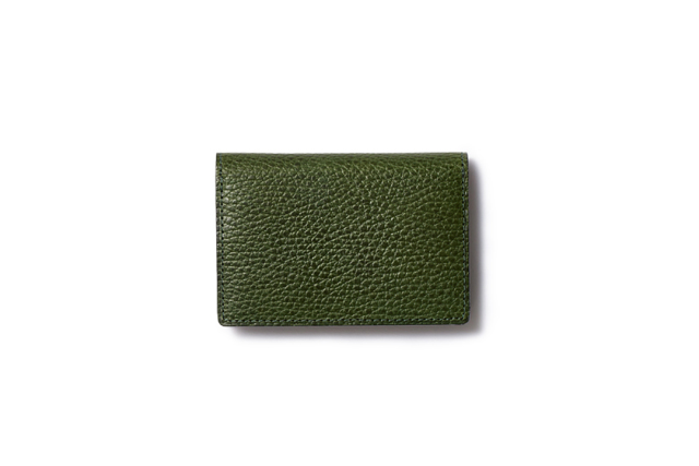 BUSINESS CARD CASE|GREEN