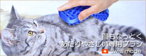 猫専用ブラシ