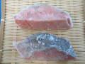 秋鮭骨抜き・骨なし魚切り身 50g 1袋(50切)