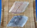 サゴシ骨抜き・骨なし魚切り身 50g 1袋(50切)