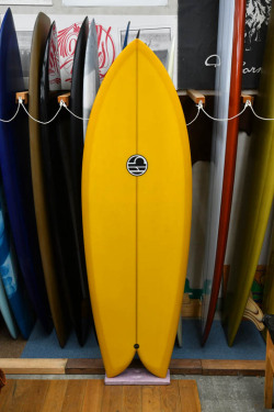 "Mitsven * 5'4"" * DH Keel Fish * Outlet * ミツベン デレク・ハインド・テール ツインキール T'S STOCK"