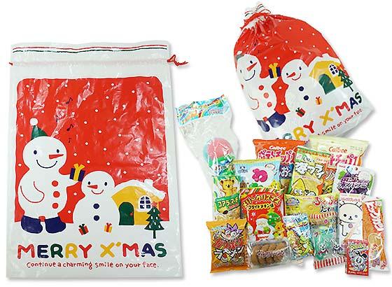 【 クリスマスお菓子の詰め合わせ 】 48cm クリスマス限定セット おもちゃ入り お菓子詰め合わせ・特大