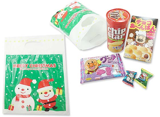 【 クリスマスお菓子の詰め合わせ 】 クリスマス限定セット お菓子詰め合わせ 300