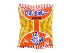 【駄菓子のまとめ買い・スナック系駄菓子】 味カレー(30個入) 【やまと】