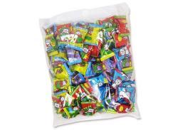 【お菓子のまとめ買い・キャンディ、飴菓子】クリスマスキャンディ(100個入)【キッコー】