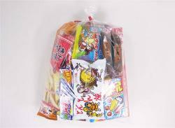 【駄菓子セット・お菓子の詰め合わせ】 【河中堂】500円おまかせお菓子袋詰め(子供用)