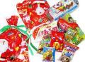 【 クリスマスお菓子の詰め合わせ 】 50cmクリスマス限定セット 超特大!クリスマスお菓子詰め合わせ・セットB