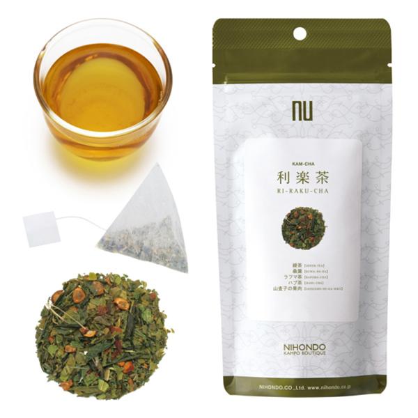 利楽茶(りらくちゃ)