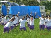 安島(あじま)農園 田んぼのオーナー権 〜自分で食べるお米は自分で作るインいわき 有機栽培の米作り〜