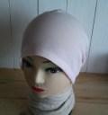 ひんやり帽子♪(ピンク)