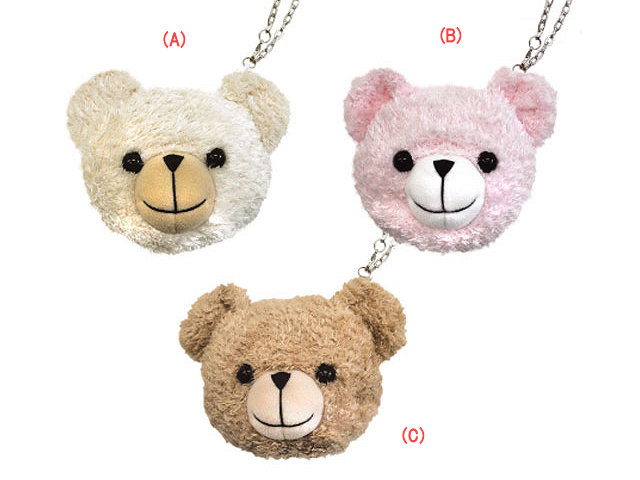 CUPPY  BEAR  COIN CASE/クッピーベア コインケース 10cm