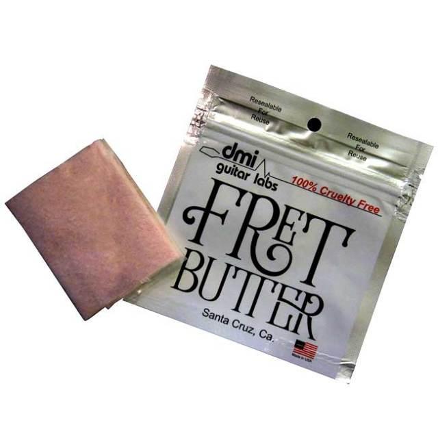 【送料無料メール便】dmi guitar labs フレット磨き専用クロス Fret Butter フレットバター