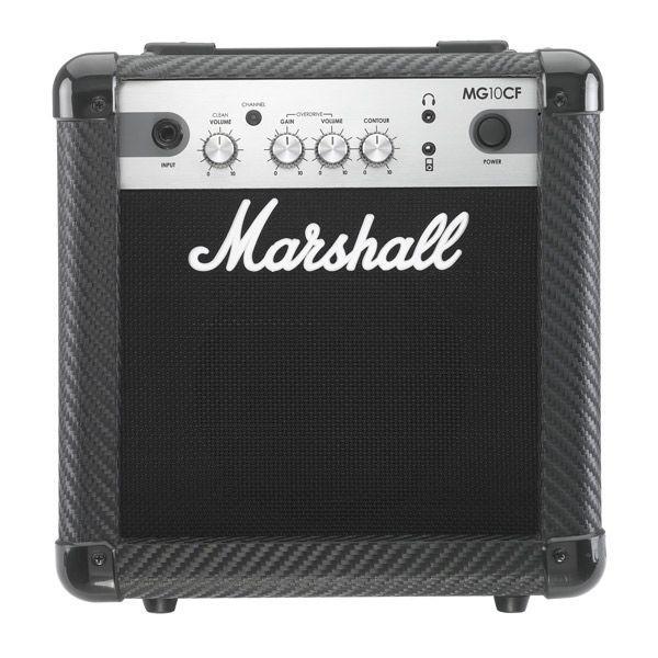 【送料無料】Marshall ギターアンプ マーシャル 2ch 10W MG10CF