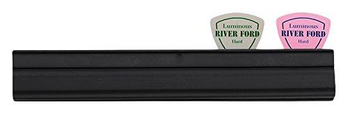 【送料無料メール便】日本製 ピックホルダー 19cm ブラック マイクスタンド取り付け可能
