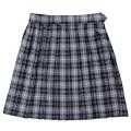 ロコネイル スクールスカート サマー ROCONAILS (グレーチェック)
