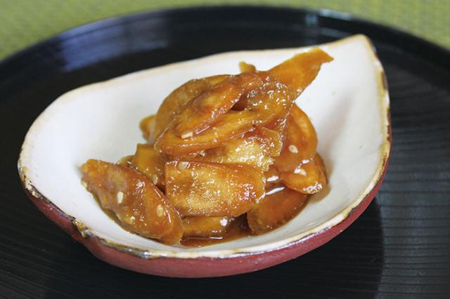 味噌ごんぼ