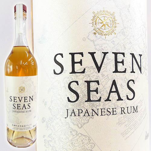 菊水 黒糖酒 セブンシーズ 700