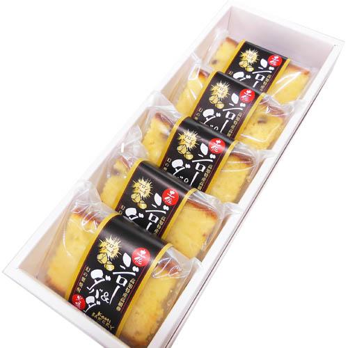 【ケーキ】ジロー&ダバダ マロンケーキ 箱入(ダバダ火振使用)
