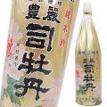 【清酒】司牡丹酒造 純米酒 豊麗司牡丹 1800ml