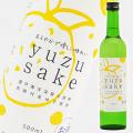 土佐鶴酒造 yuzu sake <ゆず酒> 500