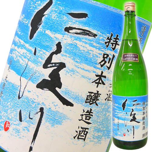 高知酒造 瀧嵐 仁淀川 特別本醸造 1800ml