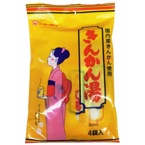 きんかん湯18g×4袋 【9021】 【3】