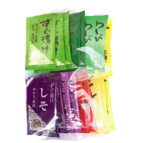 【初回限定】1000円ポッキリ送料無料 漬け物の素アソート18袋【B010】 【12】