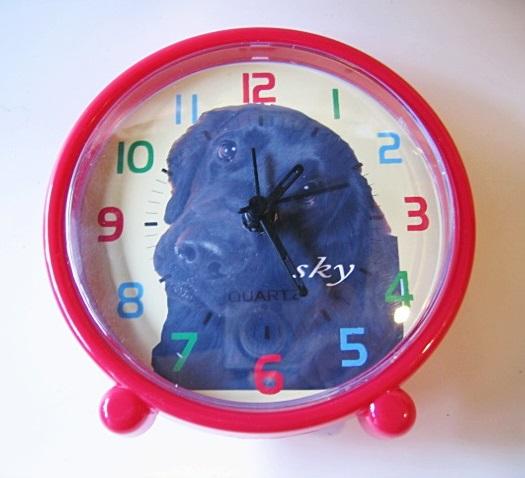 オーダー品・置き時計