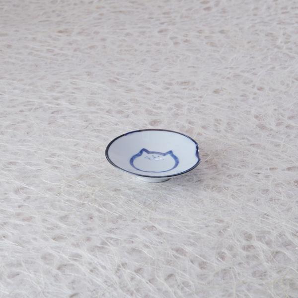 猫,和雑貨,箸置き小皿