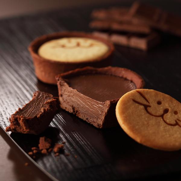 とろける贅沢【のらちゃんチョコタルト】タルト6個入り!