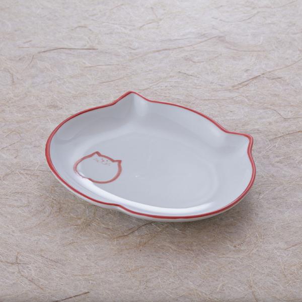 楕円皿ピンク