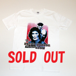 【DM便可】THE ROCKY HORROR PICTURE SHOW T-SHIRTS(ロッキーホラーショーTシャツ)