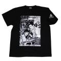【DM便可】まむしの兄弟(政&勝)S/S Tシャツ(ブラック)