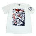 【DM便可】混血児リカ(RICA)S/S Tシャツ(ホワイト)