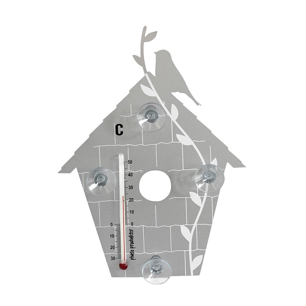 温度計 バードハウス