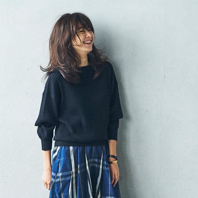 12月16日午前0:00新色&再販【Rib knit pullover】レディース リブ ニット