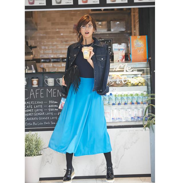 【Rap skirt gaucho】レディース ラップ スカーチョ