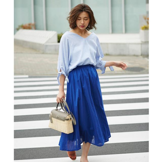 4月21日午前0:00新色&再販【Simple long skirt】レディース ロング スカート