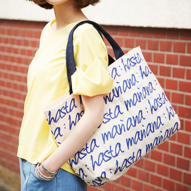 【2way reversible tote bag】レディース 2WAY バッグ