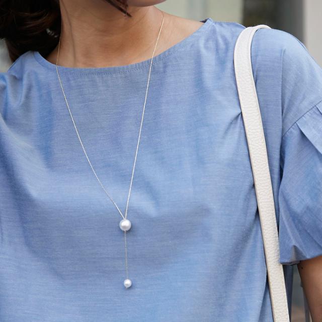6月21日午前0:00再販【Chain necklace】レディース ネックレス