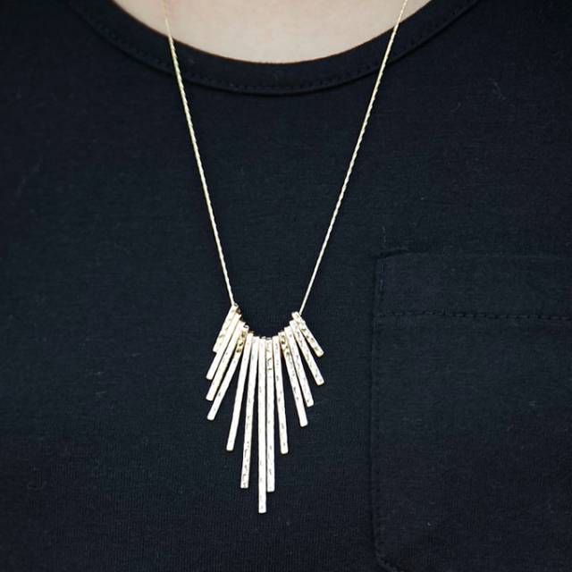 【Motif necklace】レディース ネックレス