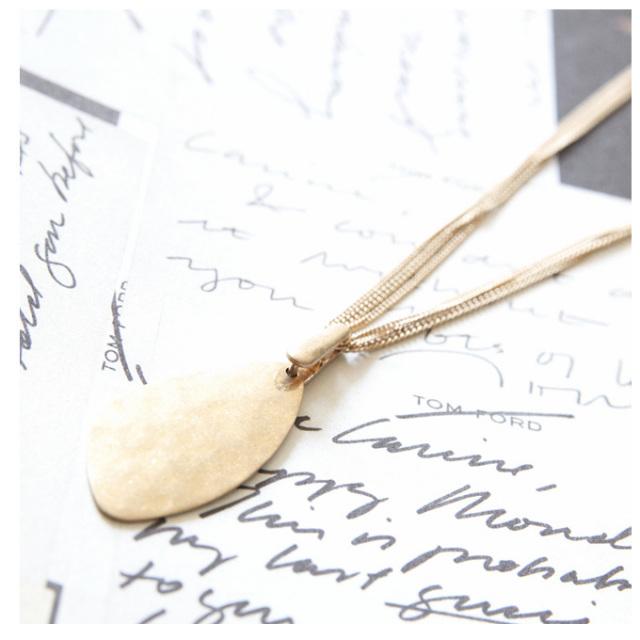 【Motif necklace】レディース ネックレス