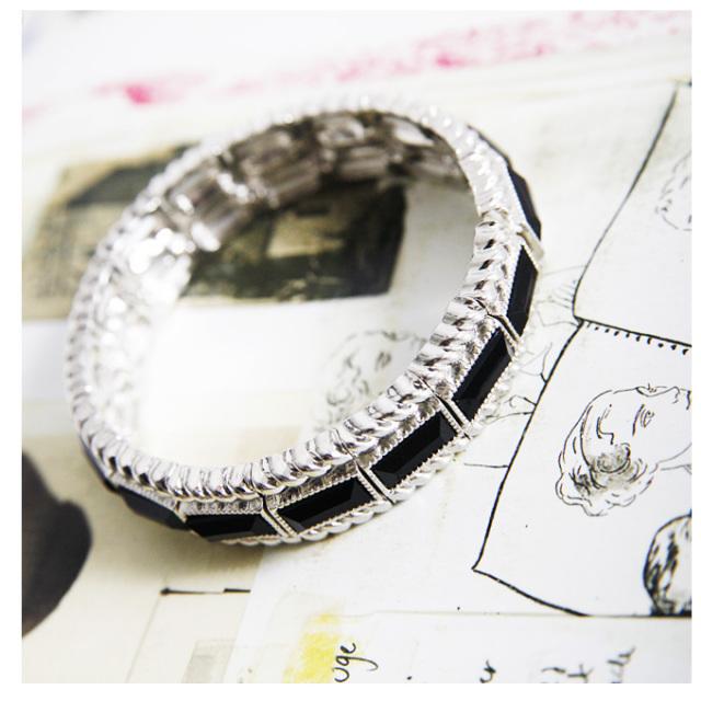 【Silver bangle】レディース バングル