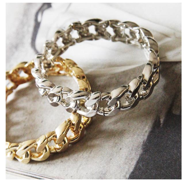 【Chain bangle】レディース  バングル