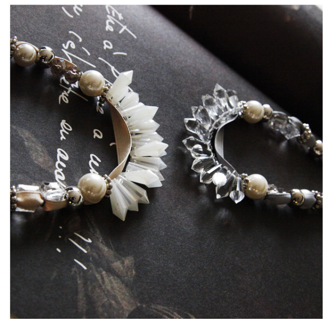 【Bijou necklace】レディース  ネックレス
